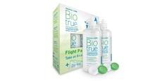 Liquids & Solutions - Bausch & Lomb Biotrue Flight Pack 2x60ml Multi-purpose solution