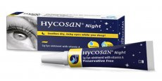 Scope Healthcare - Hycosan Night Eye Ointment