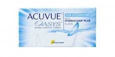 Johnson & Johnson - Acuvue Oasys for Astigmatism
