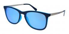 100 night blue mat / blue mirror coated