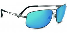 8596 Shiny Gunmetal / Mineral Polarized 555nm Blue
