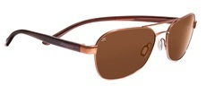 7590 SHINY COPPER STRIPE, POLARIZED DRIVER