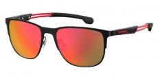 807 (UZ) BLACK (RED FL)