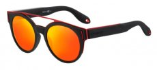 VEY  (ZP) BLACK RED (ML.ORANGE)