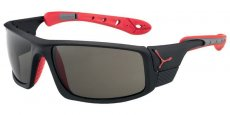 CBICE80010 Matt Black / Red/Variochrom Peak Cat. 2-4 AF