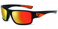 CBWHISP5 Matt Black Orange/1500 Grey AR Orange FM
