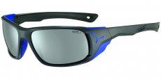 CBJOL8 MATT GREY BLUE Variochrom Peak Grey PC AF Silver Flash Mirror Cat.2-4