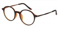 C1 Black/Orange