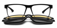 Neon - 5133 with 2X Magnetic, Polarised, Sunglasses Clip-on's