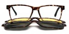 C3 Animal Print - with 2x Polarised Sunglasses Clip-on's
