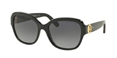 3099T3 BLACK/BLACK GLITTER / grey gradient polarized