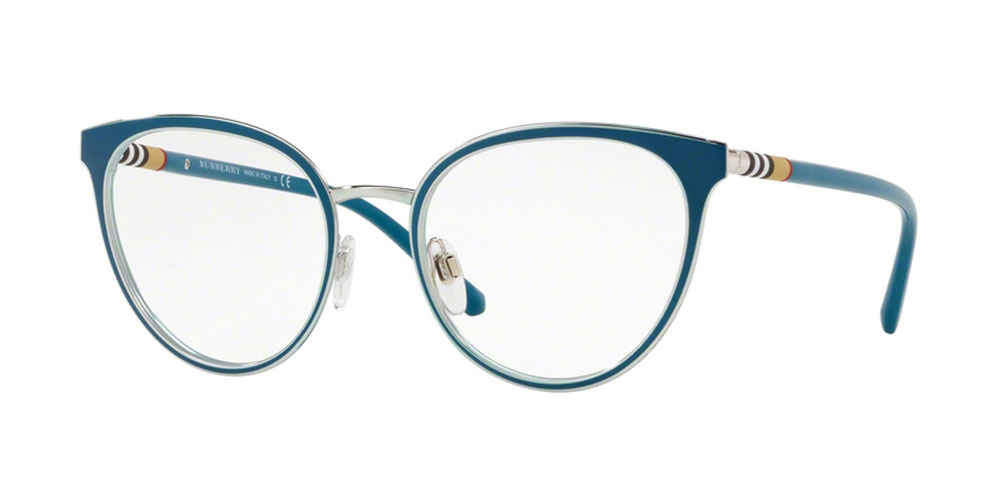 1264 TURQUOISE/SILVER