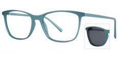 C2 Pale Blue (clip on with polarised lenses)