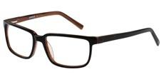 104 Gloss black/brown horn