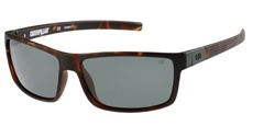 102P Matte tort / Solid green - Polarised