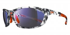 8021 TORTOISE GREY / ORANGE / smoked Blue flash