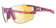3226 PURPLE/RUBINE RED / Yellow/Brown