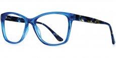 C1 GEOMETRIC BLUE