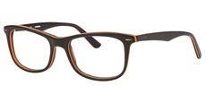 8602 Brown / Orange Matt