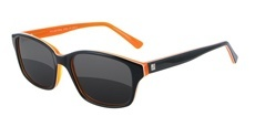 B15 Black/Orange / Grey