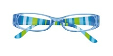 Proximo - PRII048C05 Reading Glasses-Light Blue
