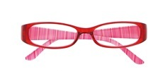 Proximo - PRII048C14 Reading Glasses-Red