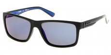 02D matte black / smoke polarized