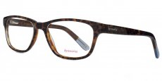 TRT Layered tortoiseshell and leopard and milky blue eartips