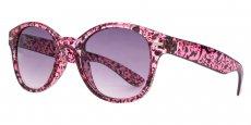 MUK147833 Pink crystal. Smoke grad lenses.