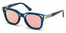 90Z shiny blue / gradient or mirror violet