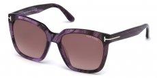 83T violet/other / gradient bordeaux