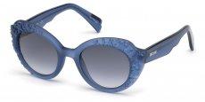 79W matte lilac / gradient blue