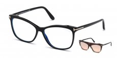 Tom Ford - FT5690-B - With Clip on
