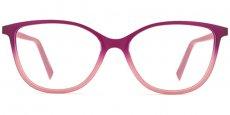 03 matt burgundy / pink grad