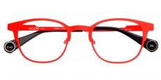 9404 FLUO MAT RED