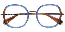 0322 CLEAR KLEIN BLUE
