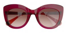 2281 Bi-colored Red pink