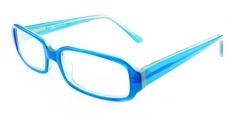 C414 Transparent Bright Blue