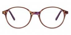 C5 Brown on Purple