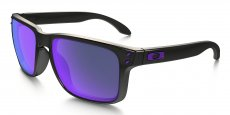 910267 BLACK INK/violet iridium polarized