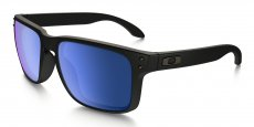 910252 MATTE BLACK / ice iridium polarized
