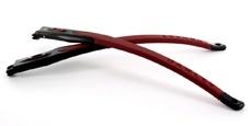 Oakley Accessories - Oakley Crosslink - Spare Arms OX802705 - Satin Black & Maroon