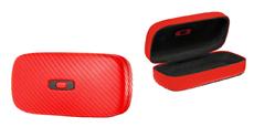 Oakley Accessories - Oakley Square O Hard Case - Tomato Red