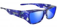 NR002BM Blue Blast Blue Mirror