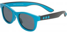 881100 Neon Blue / Gray
