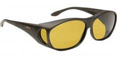 16/116/6000 Black Frame/Yellow Lenses