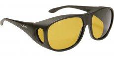 16/115/6000 Black Frame/Yellow Lenses