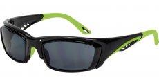451171000 Shiny Black/Lime Green / Gray