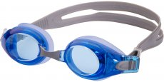 LEADER - Ready-to-Wear Rx Swim Goggles Velocity Blue
