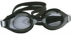 LEADER - Ready-to-Wear Rx Swim Goggles Vantage Black
